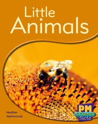 Little Animals PM Science Facts Yellow Levels 8/9