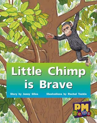 Little Chimp is Brave PM Gems Red Levels 3,4,5