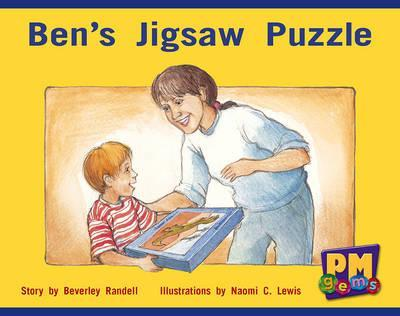 Ben's Jigsaw Puzzle PM Gems Red Levels 3,4,5
