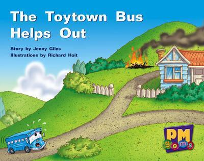 The Toytown Bus Helps Out PM Gems Yellow Levels 6,7,8