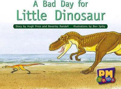 A Bad Day for Little Dinosaur PM Gems Yellow Levels 6,7,8