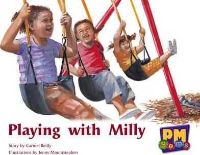 Playing with Milly