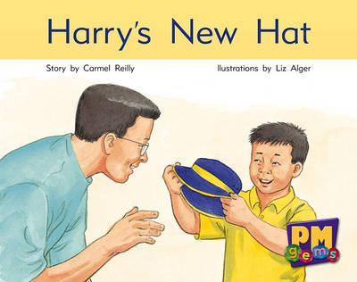 Harry's New Hat PM Gems Blue Levels 9,10,11