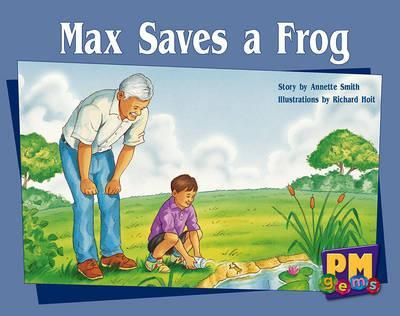 Max Saves a Frog PM Gems Levels 12,13,14 Green