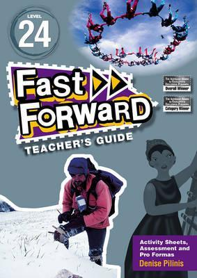 Fast Forward Silver Level 24 Teacher's Guide