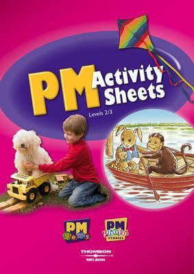 PM Activity Sheets on CD Level 2-3 (Site Licence)