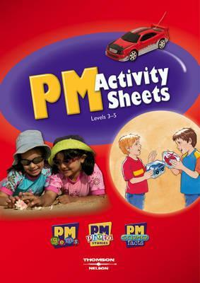 PM Activity Sheets on CD Level 3-5 (Site Licence)