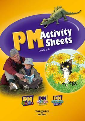 PM Activity Sheets on CD Level 6-8 (Site Licence)