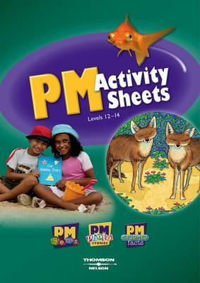 PM Activity Sheets on CD Level 12-14 (Site Licence)