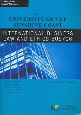 CP - HBS International Business Law and Ethics