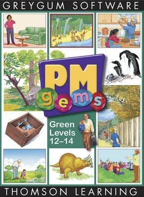 PM Gems Green Level 12-14 Software 12 Titles Single User CD