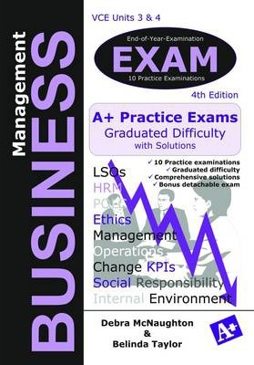 Business Management Examination VCE Units 3 and 4