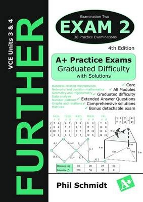 Further Maths VCE Examination 2 Units 3 and 4