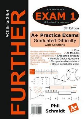 Further Maths VCE Examination 1 Units 3 and 4