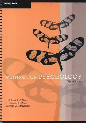 Psyktrek 3.0 - A Multimedia Introduction to Psychology + Writing for Psychology with Infotrac