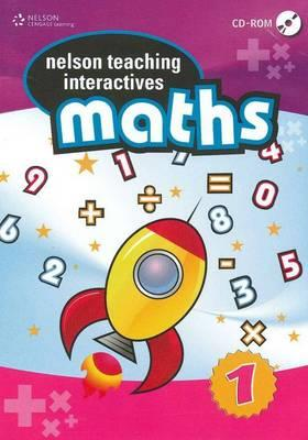 Nelson Teaching Interactives: Maths 1