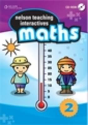 Nelson Teaching Interactives: Maths 2 CD Site Licence