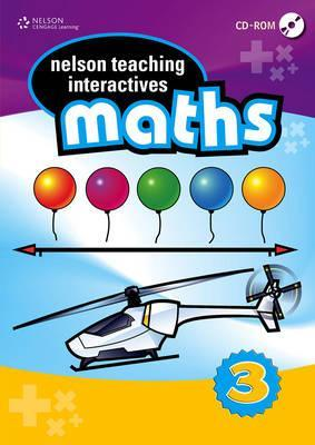 Nelson Teaching Interactives: Maths 3 CD Site Licence