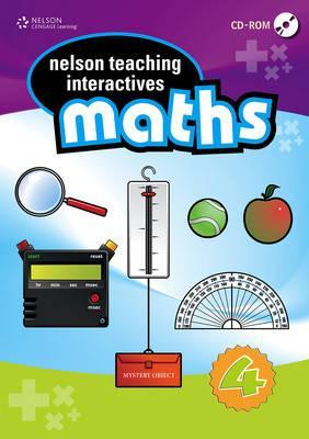 Nelson Teaching Interactives: Maths 4 CD Site Licence