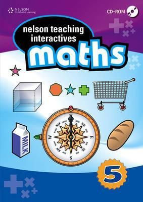 Nelson Teaching Interactives: Maths 5 Site Licence