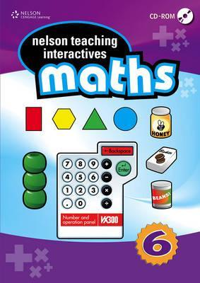 Nelson Teaching Interactives: Maths 6 Site Licence