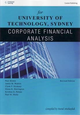 CP0330 Corporate Financial Analysis  Revised Edition for Semester 1 2008
