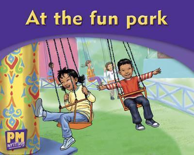 At the fun park