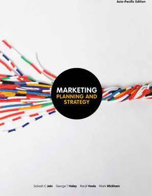 Marketing : Planning and Strategy with Student Resource Access 12 Months