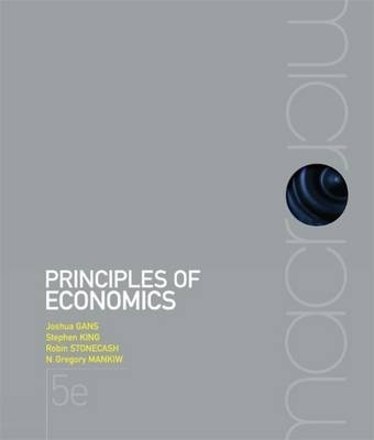 gregory mankiw's principles of microeconomics 2nd edition