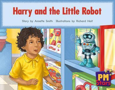 Harry and the Little Robot PM Stars Red Narratives