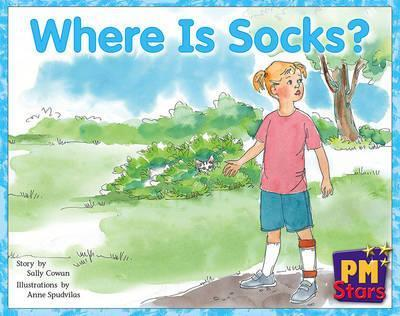Where is Socks? PM Stars Red Narratives