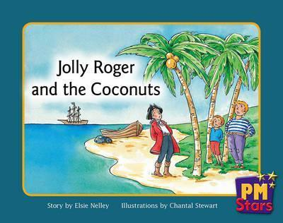 Jolly Roger and the Coconuts PM Stars Yellow Narratives