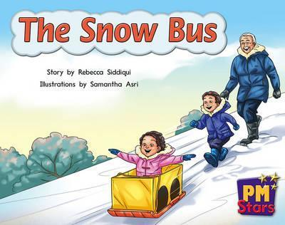 The Snow Bus PM Stars Blue Narratives