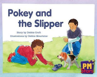 Pokey and the Slipper PM Stars Blue Narratives