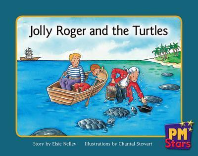 Jolly Roger and the Turtles PM Stars Blue Narratives