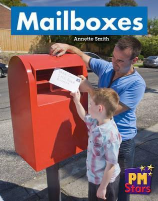 Mailboxes PM Stars Red Non Fiction