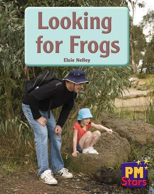 Looking for Frogs PM Stars Yellow Non Fiction