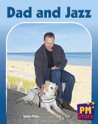 Dad and Jazz PM Stars Blue Non Fiction