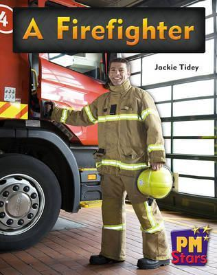 A Firefighter PM Stars Green Non Fiction