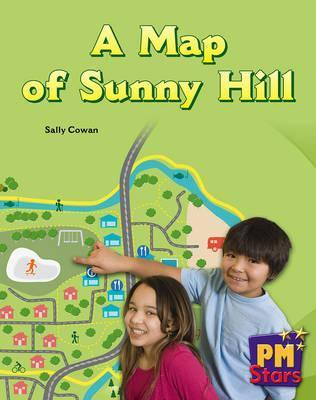 A Map of Sunny Hill PM Stars Green Non Fiction