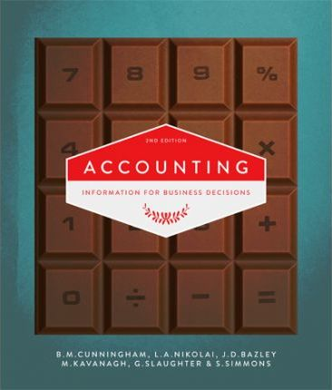 Accounting: Information for Business Decisions with Student Resources Access 12 Months