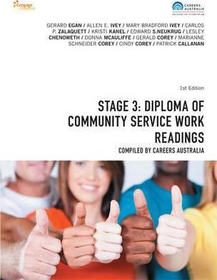 CP0978 - Stage 3 Diploma of Community Service Work Readings