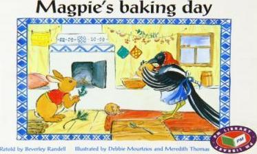 Magpie's Baking Day PM Blue Set 1 Level 9