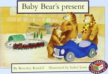 Baby Bear's Present PM Blue Set 1 Level 9