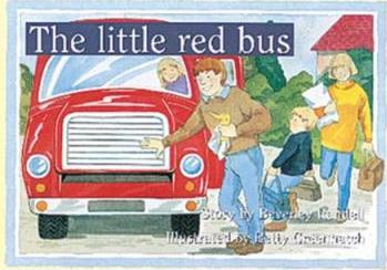 The Little Red Bus PM Set 2 Green Level 13