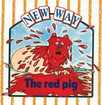 New Way White Level 2 - The Red Pig
