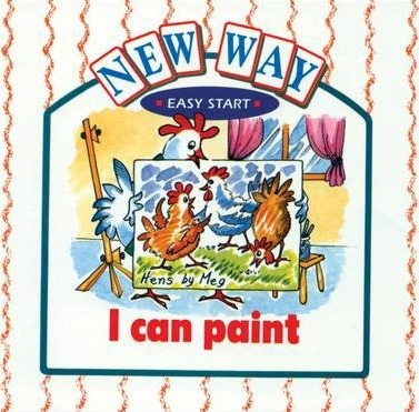 New Way White Level Easy Start Set A - I Can Paint