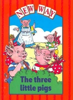 New Way - Red Level Platform Book the Three Little Pigs