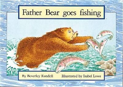 Father Bear Goes Fishing PM Red Set 3