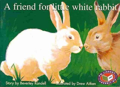Friend for Little White Rabbit PM Yellow Set 3 Level 8
